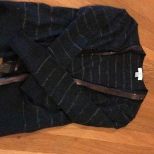 Sequined cardigan